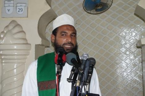 Kiongozi wa Jumuiya ya Maimamu Zanzibar, Sheikh Farid Hadi Ahmed