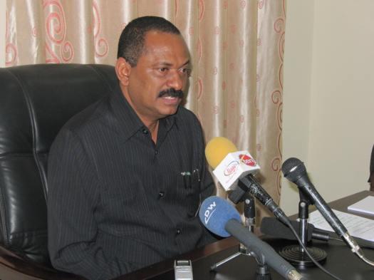 Waziri wa Nchi Ofisi ya Makamo wa Pili wa Rais, Mohammed Aboud