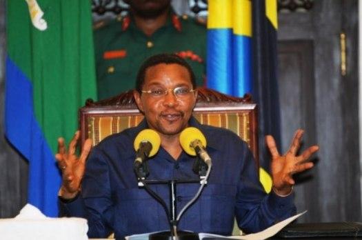 Rais wa Jamhuri ya Muungano wa Tanzania Mh. Jakaya Kikwete
