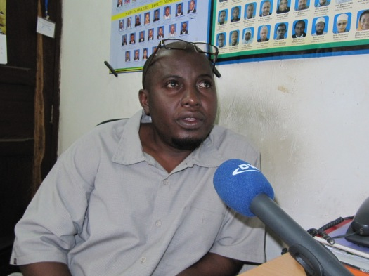 Katibu Mtendaji - JUMAZA Zanzibar, Muhiddin Zubeir Muhiddin