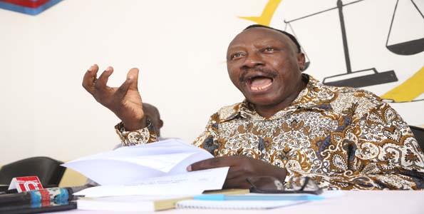 Mwenyekiti wa Chama Cha Wananchi (CUF), Profesa Ibrahim Lipumba