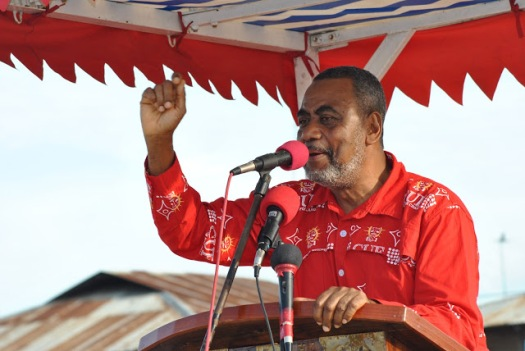 Makamu wa Kwanza wa Rais wa Zanzibar ambaye pia ni Katibu Mkuu wa CUF, Maalim Seif Sharif Hamad
