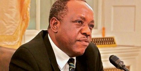 Waziri wa Nishati na Madini, Profesa Sospeter Muhongo. Picha: Mwananchi