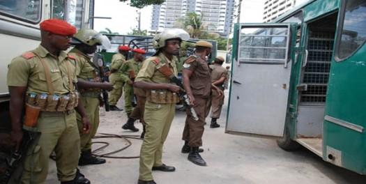 Polisi wakiimarisha ulinzi Mahakamani