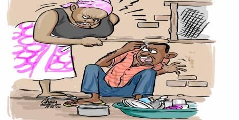 Kutokana na kile kinachodaiwa kuwa ni woga, aibu na kasumba ya mfumo dume, wanaume wanaonyanyaswa wamekuwa wakificha aibu hiyo na kuendelea kubaki katika unyanyasaji huo.