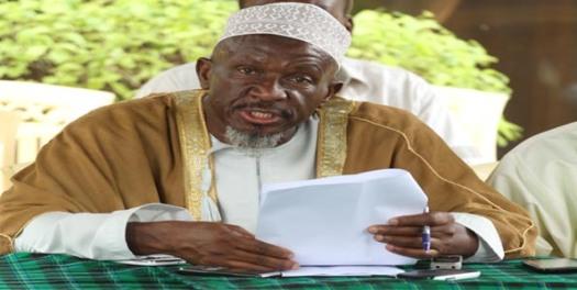 Msemaji wa Jumuia na Taasisi za Kiislamu Shekhe Rajab Katimba