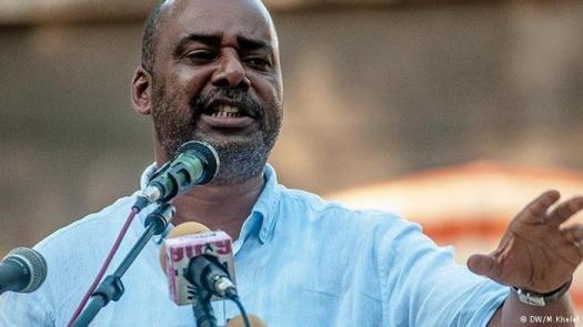 Mansoor Yusuf Himidi, mshauri mkuu wa mikakati wa chama cha CUF, Tanzania.