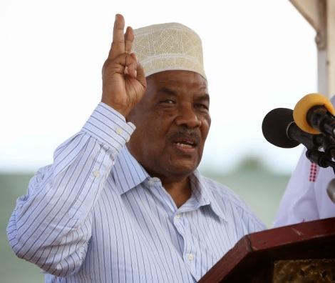 Mzee Hassan Nassor Moyo aliyefukuzwa uanachama hivi karibuni na Chama Cha Mapinduzi (CCM)