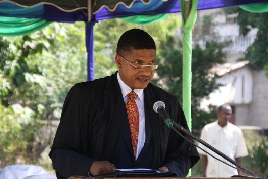 Rais wa Chama Cha Wanasheria Zanzibar, Awadh Ali Said