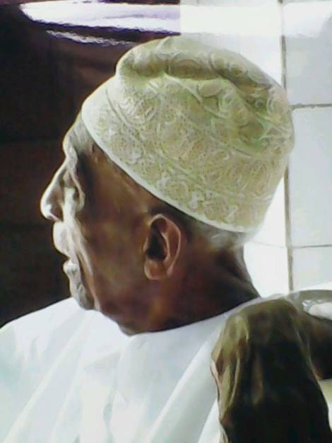 """""""Sheikh Salim"""" na wakisikia anaitwa """"Maalim"""" wakishangaa kwa sababu walikuwa hawajui kwamba Salim Mzee,"""