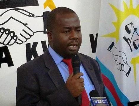 Mkurugenzi wa Uchaguzi wa Chama Cha Wananchi (CUF) Omar Ali Shehe akizungumza na waandishi wa habari kuhusiana na uamuzi uliofanywa na Baraza Kuu la Chama hicho kuhusu wagombea
