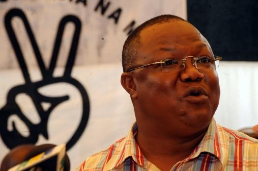 Mwanasheria wa Chama cha Demokrasia na Maendeleo (CHADEMA), Tundu Lissu