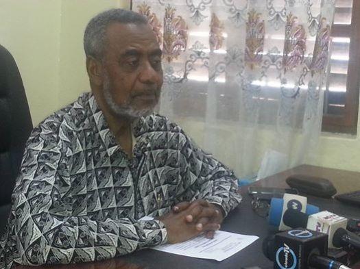 Mgombea Urais wa Zanzibar kupitia CUF Maalim Seif Shariff Hamad akizungumza na waandishi wa habari majira ya alasiri hii leo
