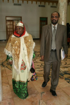 Bi Asha Bakari na Ismail Jussa walipokuwa na lengo moja la kuipigania Zanzibar