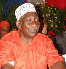 Mzee Shaaban Mloo aliyekuwa Makamo Mwenyekiti wa CUF Zanzibar