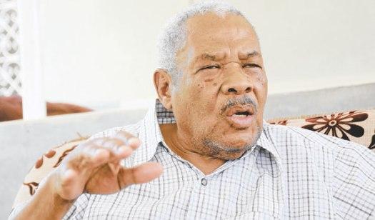 Mzee Nassor Hassan Moyo