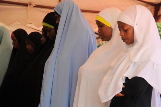 Sala na dua ya pamoja iliyosaliwa jana kwenye uwanja wa Lumumba na kuongozwa na Sheikh Omar Khalfan