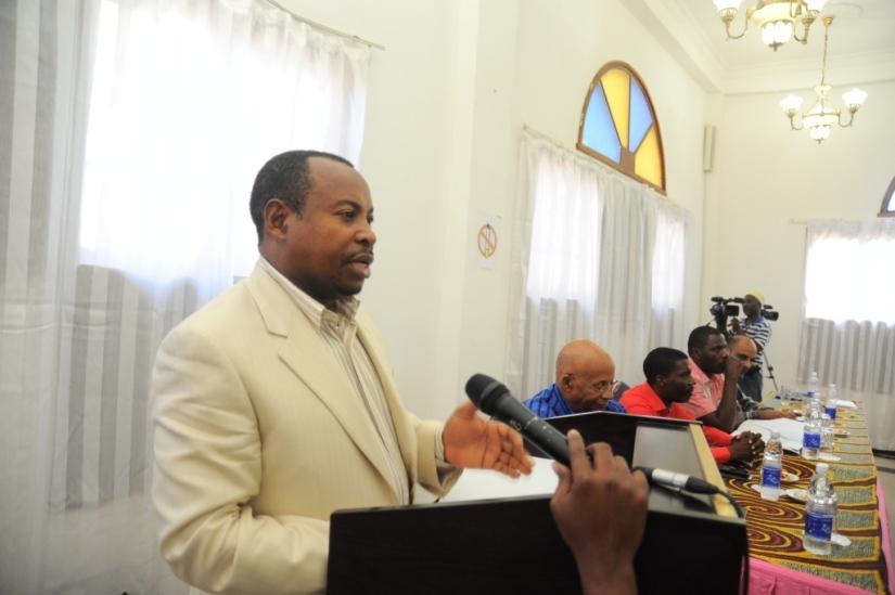 Aliyekuwa Mwanasheria Mkuu wa Zanzibar, Othman Masoud Othman