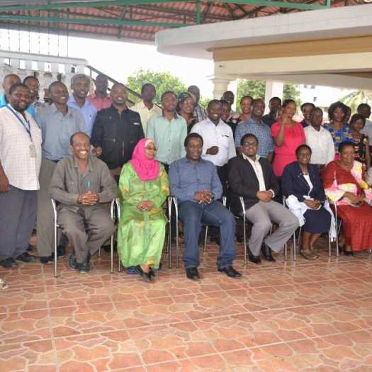 Wawakilishi wa Jumuiya zisizo za kiserikali Tanzania