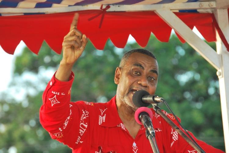 Katibu Mkuu wa CUF, Maalim Seif Sharif Hamad