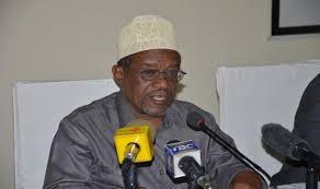 Jecha Salum Jecha Mwenyekiti wa Tume ya Uchaguzi Zanzibar (ZEC)