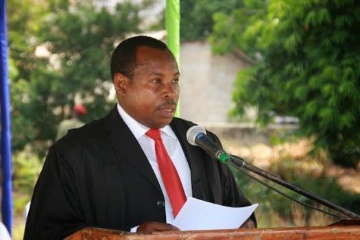 Othman Masoud aliyekuwa Mwanasheria Mkuu wa Zanzibar