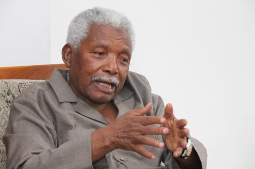 Mzee Ali Hassan Mwinyi
