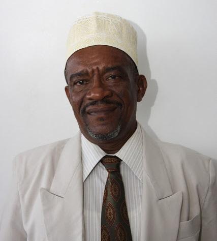 Mwenyekiti wa Tume ya Uchaguzi ya Zanzibar (ZEC) Bw. Jecha Salim Jecha
