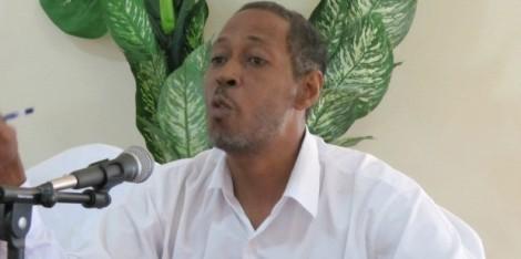 Mbunge wa jimbo la Malindi na Waziri kivuli wa Muungano na mazingira, Mh. Ali Saleh