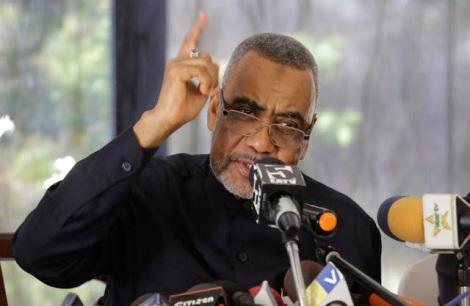 Maalim Seif Shariff Hamad, Katibu Mkuu wa CUF