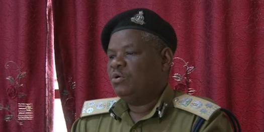Kamanda wa Polisi Mkoa wa Mjini Magharibi, Hassan Nassir Ali